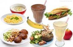 Best diet to get lean