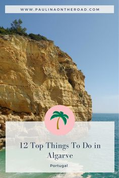 12 Top Things To Do in Algarve, Portugal. From sandy beaches, to spectacular cliffs, water sports and delicious food. #portugal #algarve #sandybeaches #goldenbeaches The Best Beaches In The Algarve | Things To Do In The Algarve | Where To Stay In The Algarve | Beautiful Places In The Algarve | Best Beaches in Portugal | Best Beaches in Europe | Best Summer Destinations In Europe | Places To Visit In Portugal | Algarve Itinerary Portugal | What To Do In The Algarve | Where To Go In The…