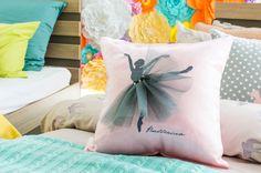 Декоративная подушка Балерина для оформления интерьера Pillow Crafts, Diy Pillows, Ballerina Ornaments, Luxury Nursery, Caterpillar Craft, Sewing Projects, Projects To Try, Dance Decorations, Diy And Crafts