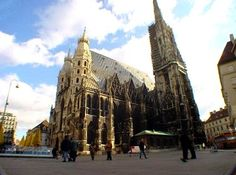 Wien, Austria, Stephansdom. Been there, done that!
