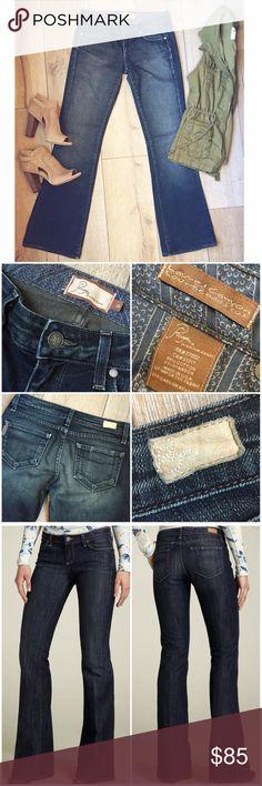 """Paige•Bootcut•Jeans Paige Premium Denim """"Laurel Canyon Low Rise Boot Cut"""" Jeans. Size 25. Color Learjet. 98% Cotton 2% Spandex. Inseam 30"""". Paige Jeans Jeans Boot Cut"""