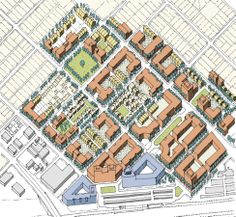 Urban Fabric, Master Plan, Mississippi, City Photo, The Neighbourhood, Character Design, Sketches, How To Plan, Patterns