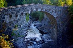 Ponte della Luna in Riolunato, Modena by maxmars70, via Flickr