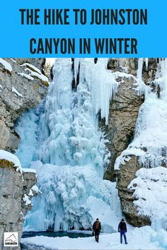 The hike to Johnston Canyon in Banff National Park is one of the best half day adventures in the park. It's a whole lot of fun and suitable for families. Banff National Park, National Parks, Johnston Canyon Banff, Banff Springs, Visit Canada, Camping World, Travel Goals, Canada Travel, Kayaking