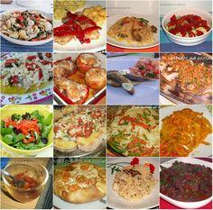 Cinco sentidos na cozinha: Dezasseis receitas com pimento - Legumes do mês de...