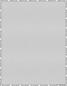 grille pour dessins tissage perles http://shala.addr.com/beads/resources/graphpaper/loom1.gif