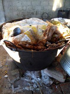 Barbacoa de res para la Vela. #Lafelicidadestáenixhuatan