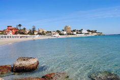 Santa Marinella beach
