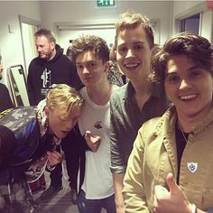 The Vamps❤❤❤