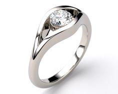 Blacklock Jewellery - Solitaire Ring