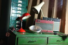 Selection of industrial vintage home, office & factory items in the @hisforhome shop http://hisforhome.com/shop