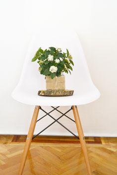 Casas de Revista {Decorar con Flores} | La Chimenea de las Hadas | Blog de Moda y Lifestyle|