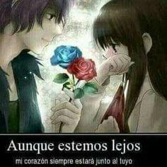 Porque Te Amo Amor A Distancia T Anime Frases