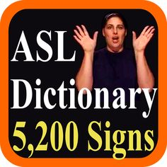 ASL Dictionary: individual and multi-word signs 765 Multiple-meaning words 473 idioms and common phrases Finger-spelled alphabet and numbers Slow motion Loop video Cache/save to memory option Sign Language Games, Sign Language Interpreter, Learn Sign Language, First Language, Asl Dictionary, Sign Language Dictionary, Dictionary Download, Word App, Multiple Meaning Words
