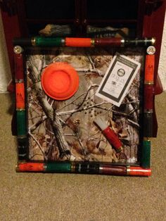 Shotgun shadow box