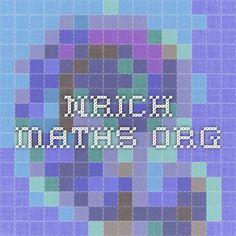 nrich.maths.org