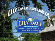 Visit Lily Dale, NY a town made up entirely of spiritualists, psychics and mediums.