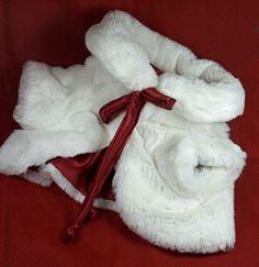 Dog Jacket Soft Faux Fur Bolero by tinypawscouture on Etsy, $69.99