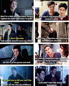 Teen Wolf Isaac -- I absolutely love him so much! Isaac is the best! I want him back next season. ;A;