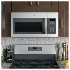 """30"""" 1.7 cu. ft. Over-the-Range Microwave"""