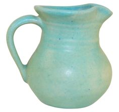 Just Art Pottery - Buying and Selling American Art Pottery Mccoy Pottery, Vintage Pottery, Pottery Art, Interesting Stuff, Cool Stuff, Blue Throws, American Art, Art Deco, Container