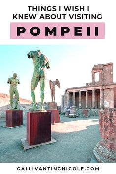 Things I wish I knew about visiting pompeii Visiting Pompeii soon? Pompeii ruins l Pompeii Italy l Pompeii bodies l Pompeii history l Pompeii facts l Pompeii brothel l Italy vacation l Italy trip l Italy travel l Pompeii volcano l Ancient Pompeii, Pompeii Ruins, Pompeii Italy, Pompeii And Herculaneum, Italy Travel Tips, Rome Travel, Travel Guide, Travel Destinations, Italy Travel
