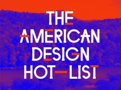 The American Design Hot List: Our 2014 Honorees