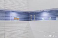 #MAKEUP colección de #CASAINFINITA para un #baño luminoso #Bain #Bath