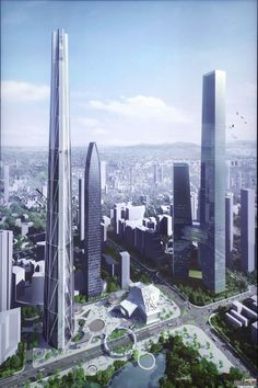 China Gate - Shenzhen - 700m+