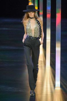 Saint Laurent Spring/Summer 2015 | Fashion, Trends, Beauty Tips & Celebrity Style Magazine | ELLE UK