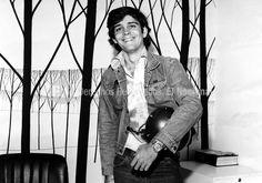 """José Ovidio Rodriguez. Conocido como """"Napoleón Bravo"""". Periodista y locutor,  famoso por su programa """"24 horas"""" y """"Dimensión Humana"""". Caracas, 27-06-1979 (GLORIA CIANO / ARCHIVO EL NACIONAL)"""