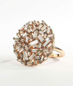 Stunning ring by Suzanne Kalan