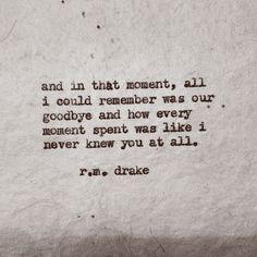 R. M. Drake @rmdrk Instagram photos | Websta
