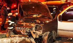 Galdino Saquarema Noticia: Carro de dupla sertaneja fica danificado após acid...