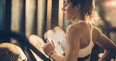 The 3 best HIIT workouts for the treadmill - Blackmores Hiit, Interval Training Workouts, Interval Running, High Intensity Interval Training, Easy Weight Loss, Weight Lifting, How To Lose Weight Fast, Best Pre Workout Food, Positive Body Image