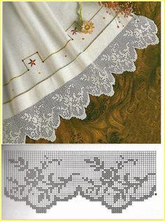 Kira scheme crochet: Scheme crochet no. 558