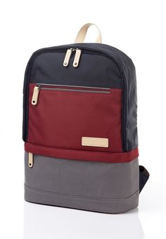 Samsonite RED Allena backpack in burgundy