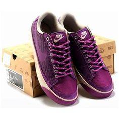 wholesale dealer 9e0d6 fe485 Women Nike Wmns Blazer Low Purple Shoes