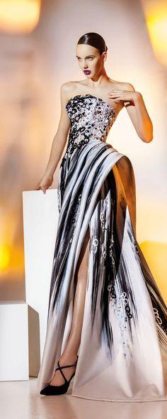 "Blanka Matragi ""Elements : Earth"", Collection 2017 - Haute couture - http://fr.orientpalms.com/Blanka-Matragi-6456"