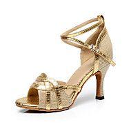 Damskie Buty Do Latino Spektakl Obuwie Treningowe Brokat Sandaly Klamra Obcas Do Wyboru Personlaizowane Buty Do T Salsa Dance Shoes Salsa Shoes Latin Shoes