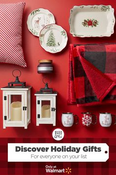 Discover gifts fit for everyone on your list from Better Homes & Gardens at Walmart! #holiday #christmas #giftidea #giftsunder25 #giftsforher #giftsforhim #giftguide #giftgiving #gifts #presents #christmaspresents #christmasgiftideas #christmasgift #homegifts #hostessgiftidea