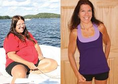 Wendy pledged to become fit by 50 and lost 100 pounds! Inspiring story.