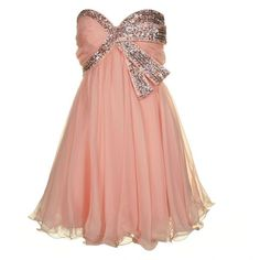 forever unique Womens Pauline Nude Pink Prom Dress ($400) ❤ liked on Polyvore featuring dresses, vestidos, pink, short dresses, women, pink prom dresses, short pink dress, red dress, pink cocktail dress and red mini dress
