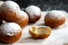 Beignet - 1/2 tapioca : 1/2 bread flour
