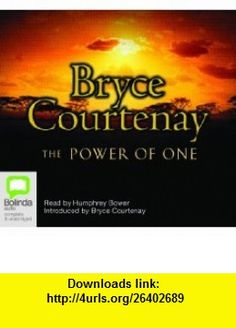The Power of One (MP3) (9781740948883) Bryce Courtenay , ISBN-10: 1740948882  , ISBN-13: 978-1740948883 ,  , tutorials , pdf , ebook , torrent , downloads , rapidshare , filesonic , hotfile , megaupload , fileserve