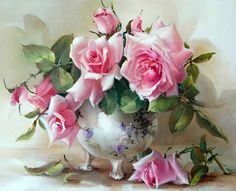 roses ... by jill kirstein
