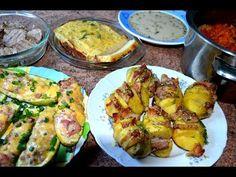 Чем я кормлю семью, готовлю на пару дней. 7 часть - YouTube