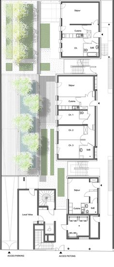 Gallery of 16 Social Housing Units / Atelier Gemaile Rechak - 18