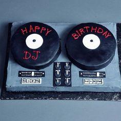 HAPPY BIRTHDAY MR. DJ (MARILYN MONROE STYLE) by Andrea Carnell