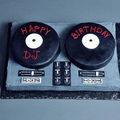 HAPPY BIRTHDAY MR. DJ (MARILYN MONROE STYLE) by Andrea Carnell